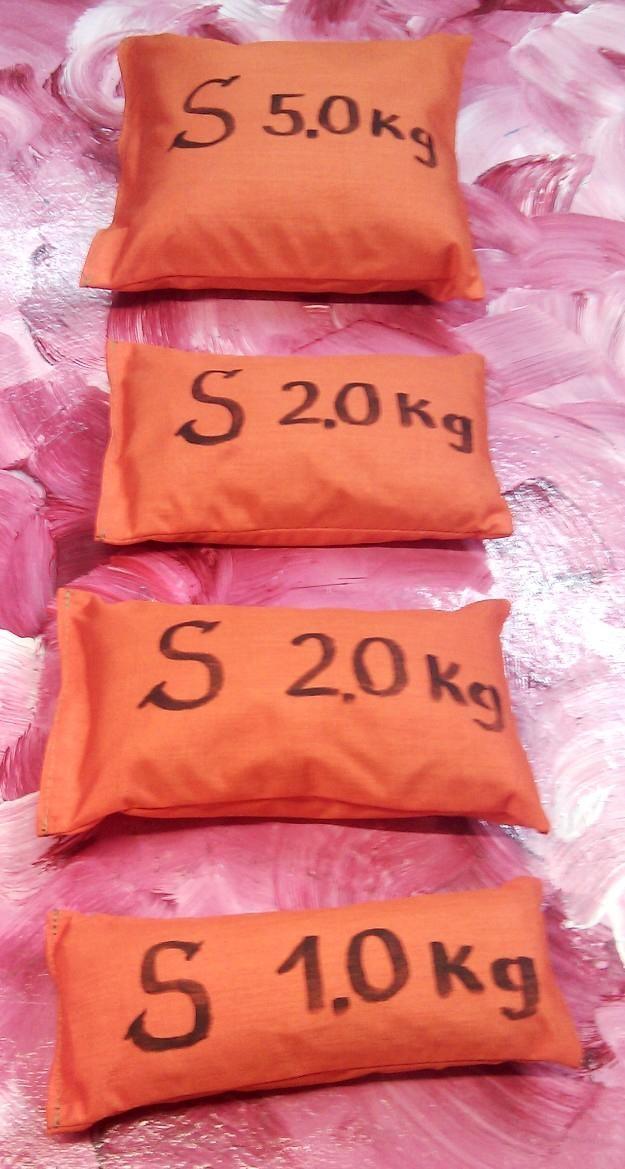 gewichtssack sand gewicht 5 kg helpi shop. Black Bedroom Furniture Sets. Home Design Ideas
